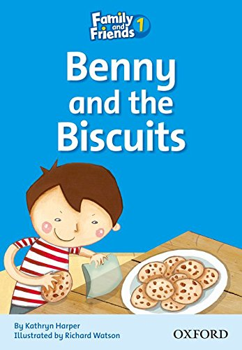 FAMILY & FRIENDS Reader 1D Benny and the Biscuits