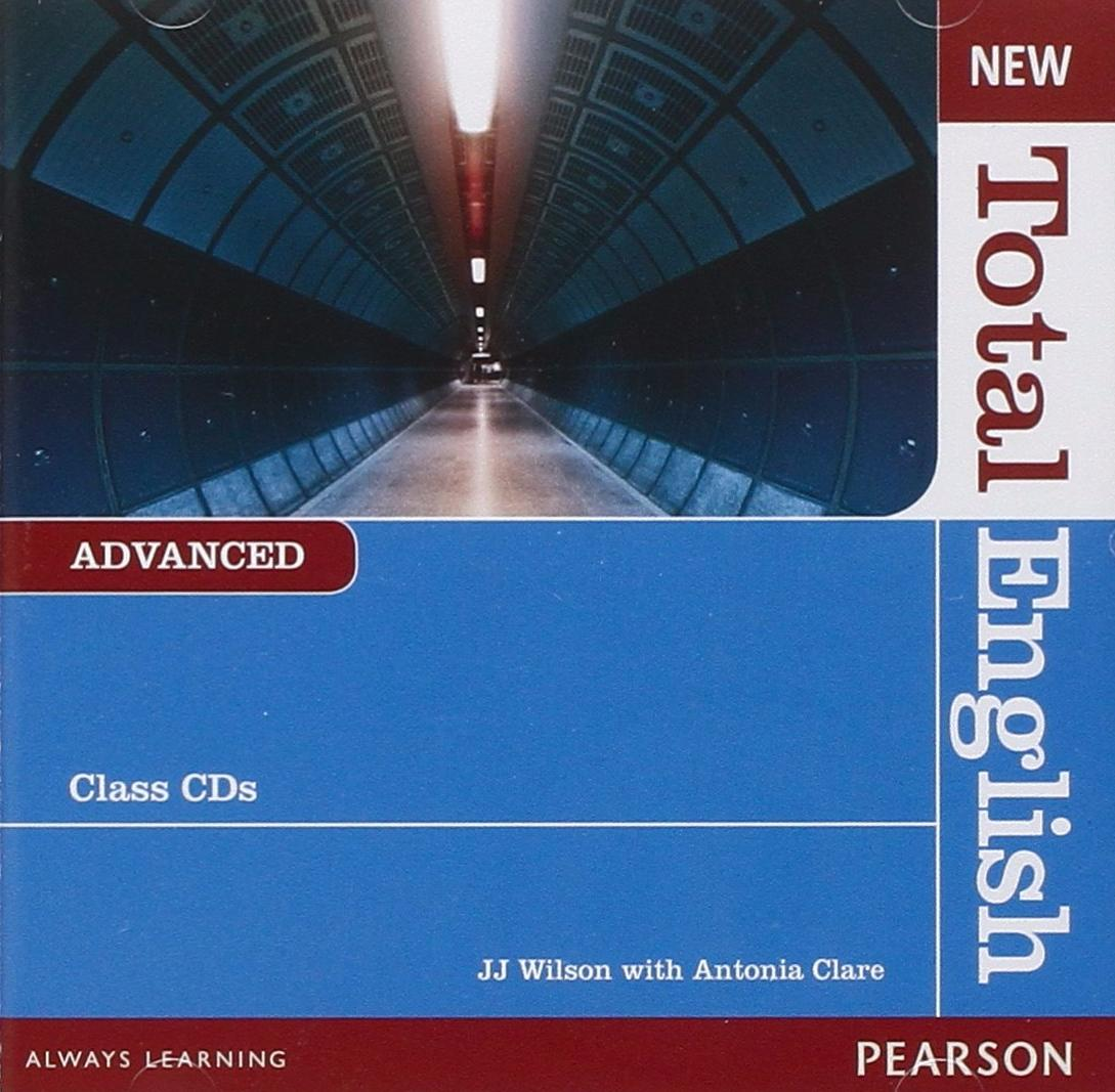 NEW TOTAL ENGLISH ADVANCED Audio CD