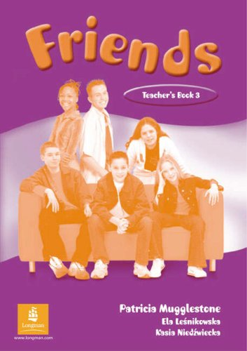 FRIENDS 3 Teacher's Book