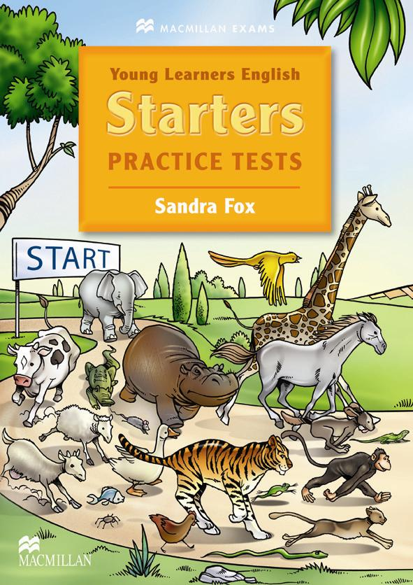 YOUNG LEARNERS PRACTICE TESTS Starters Student's Book + Audio CD
