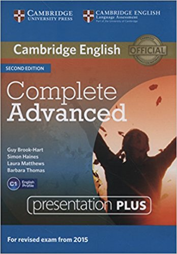 COMPLETE ADVANCED 2nd ED Presentation Plus DVD-ROM