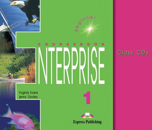 ENTERPRISE 1 Audio CD