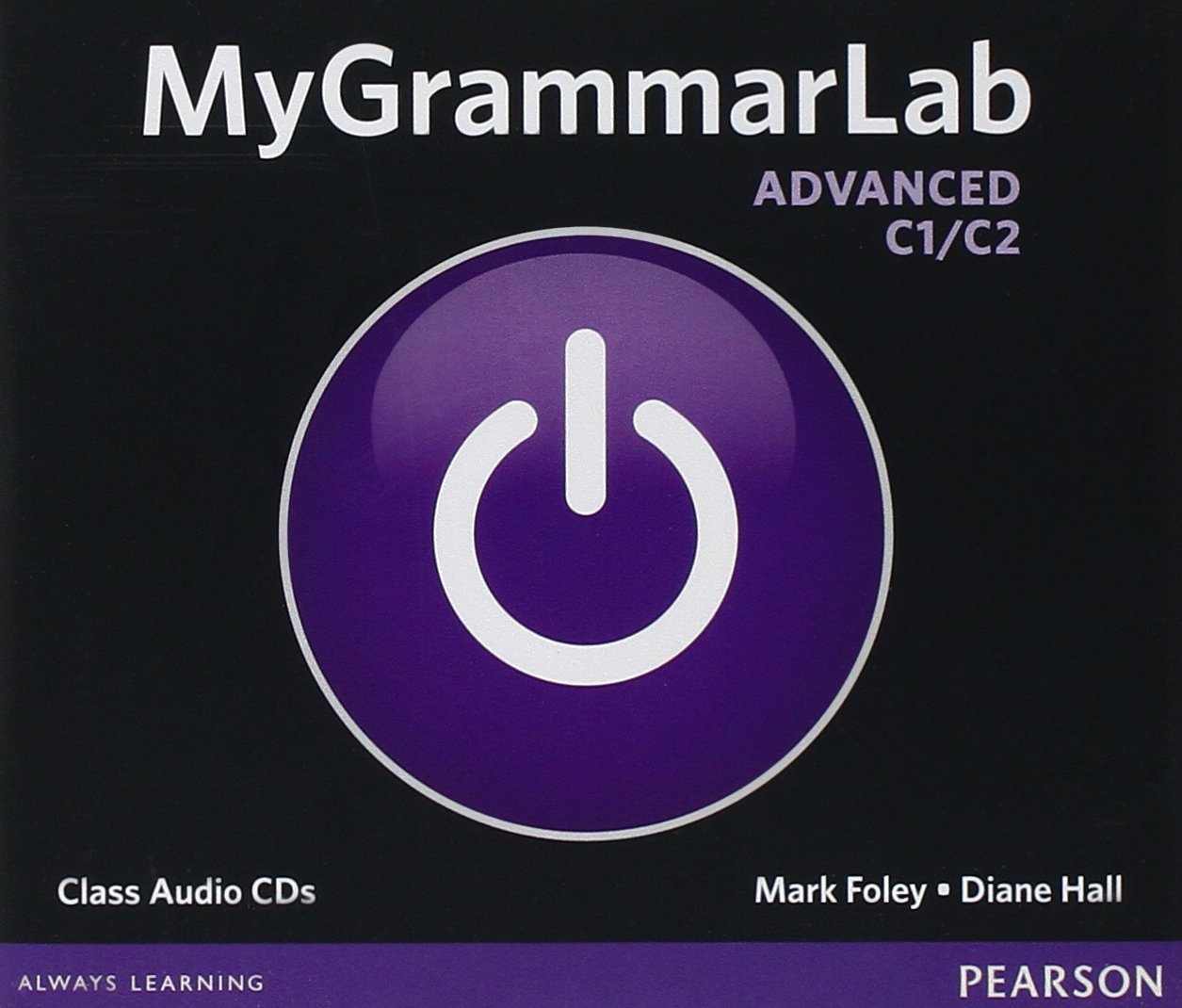 MYGRAMMARLAB ADVANCED Class Audio CD