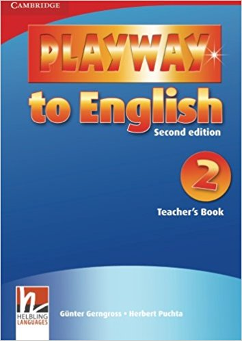 PLAYWAY TO ENGLISH 2nd ED 2 Teacher's Book