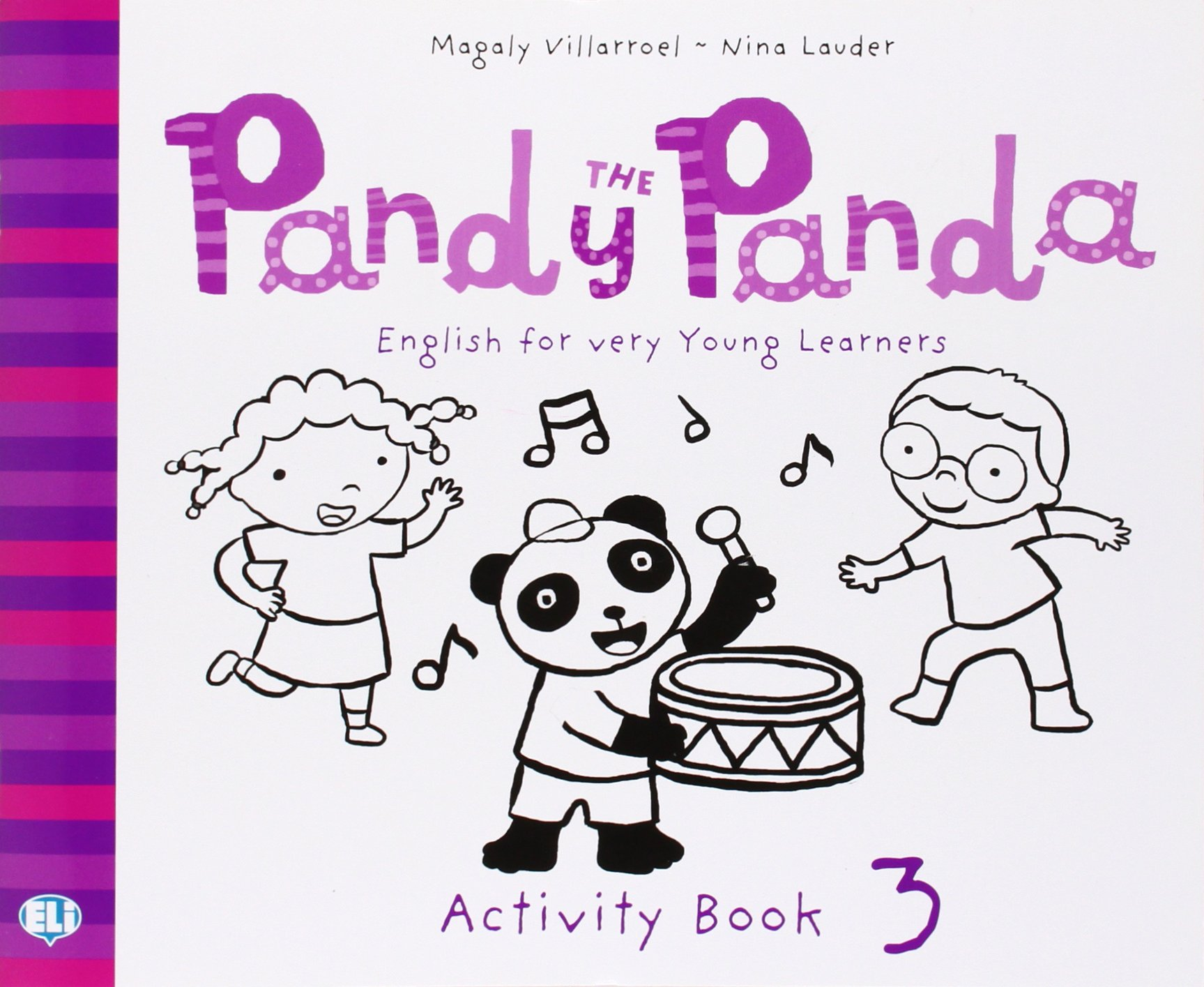 PANDY THE PANDA 3 Activity Book