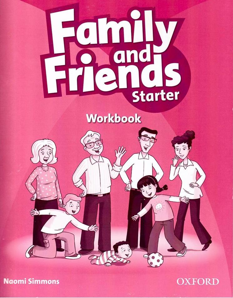 FAMILY & FRIENDS Starter Workbook