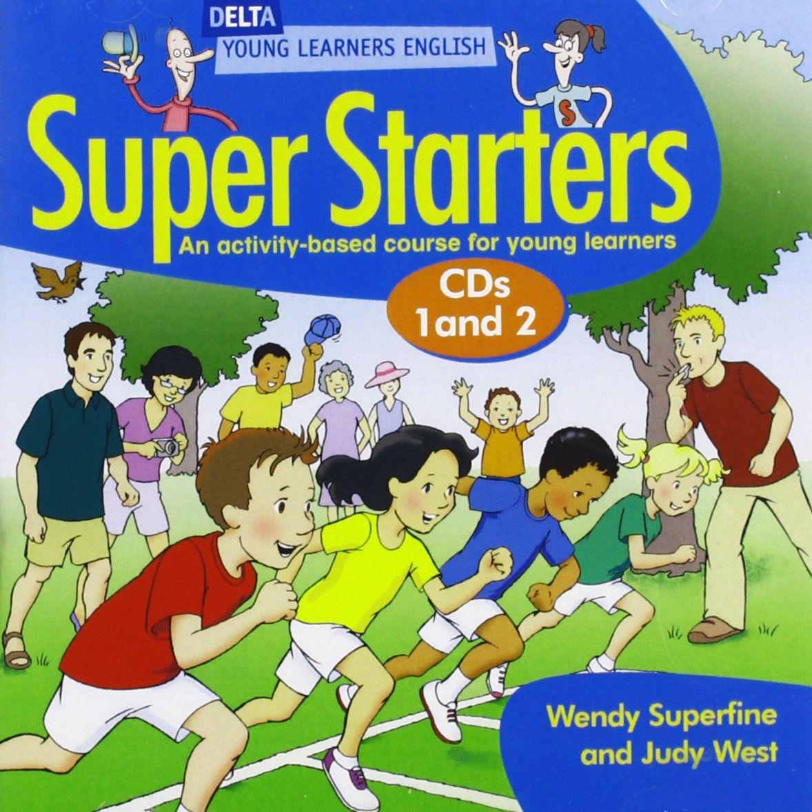 DELTA SUPER STARTERS Class Audio CD (x2)