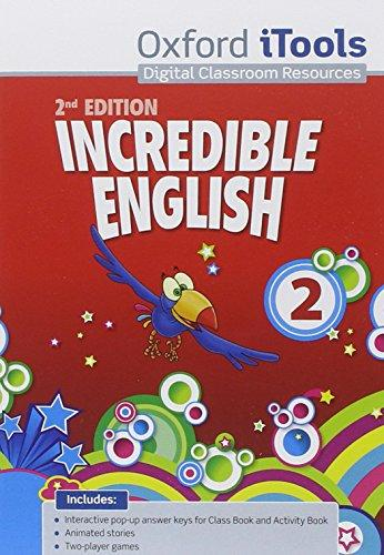 INCREDIBLE ENGLISH 2nd ED 2 Itools