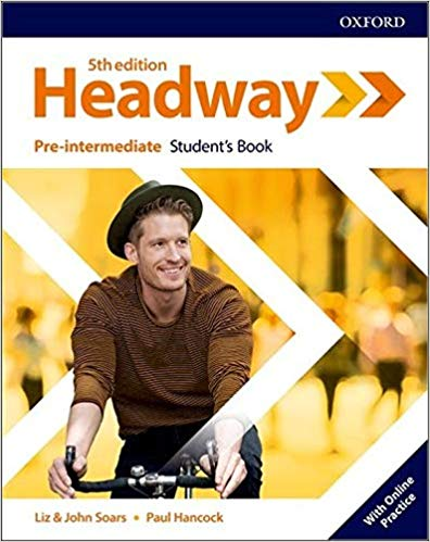 HEADWAY 5TH ED PRE-INTERMEDIATE Student's Book + Online Practice
