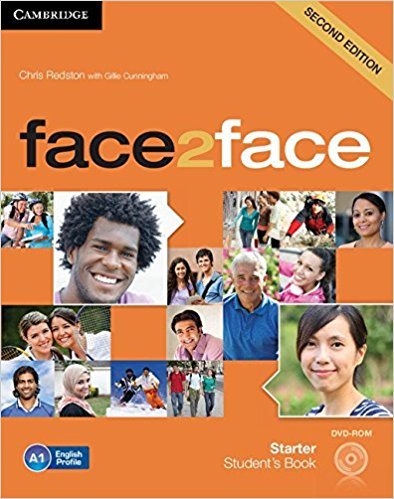 FACE 2 FACE  STARTER 2nd ED Student's Book+DVD