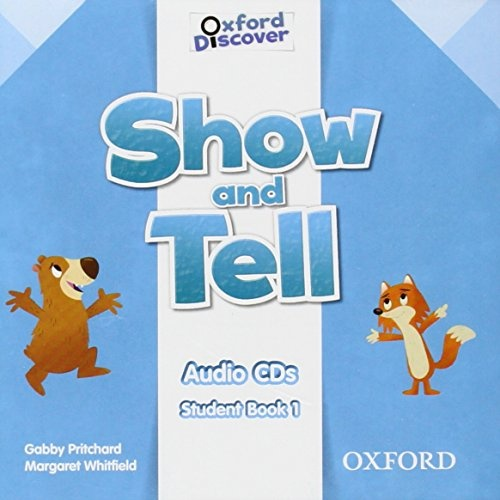 SHOW AND TELL 1 Class Audio CD