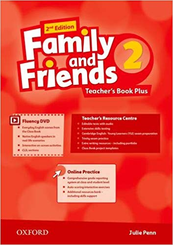 FAMILY AND FRIENDS 2 2nd ED Teacher's Book Pack