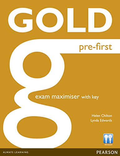 Gold New Edition Pre-Firs Maximiser with answers + onlineAudio
