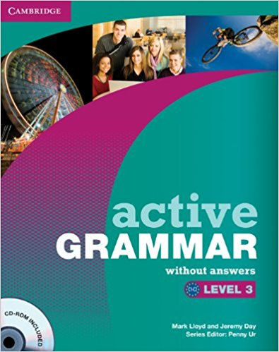 ACTIVE GRAMMAR 3 Book without Answers + CD-ROM