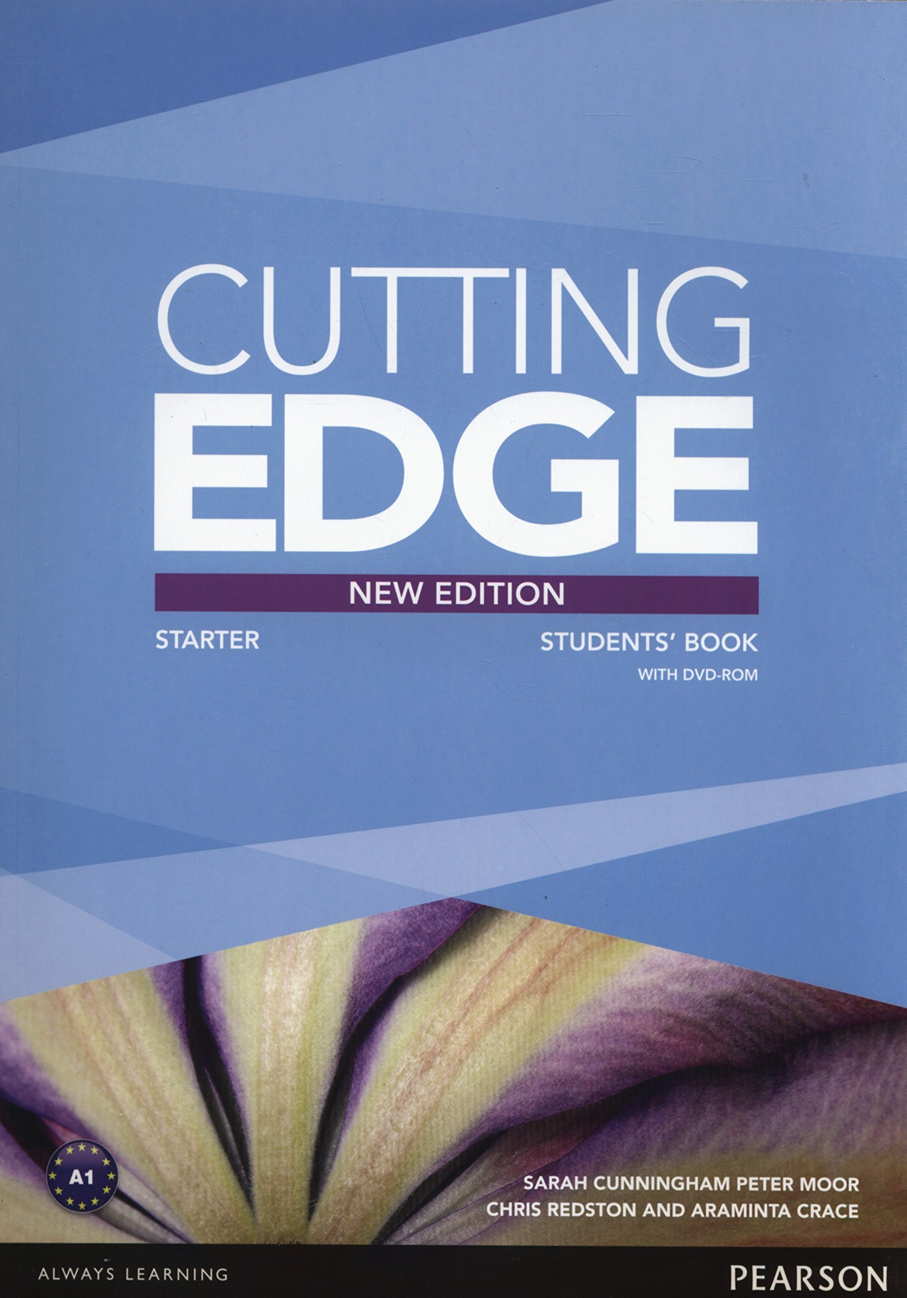 CUTTING EDGE STARTER 3rd ED Student's Book +DVD