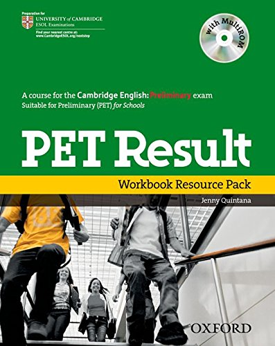 PET RESULT   Workbook without Key + Resource Pack