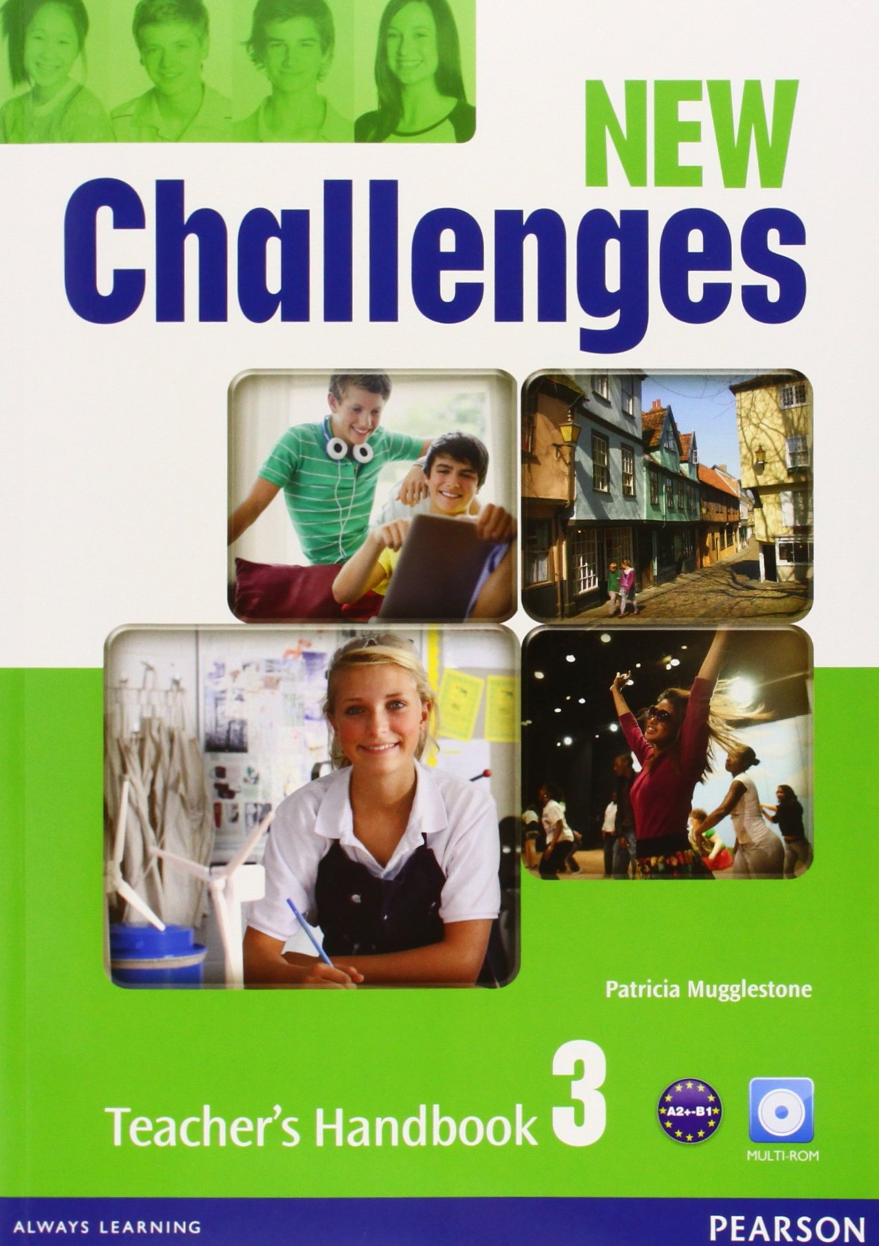 CHALLENGES NED 3 Teacher's Handbook+ Multi-ROM Pack