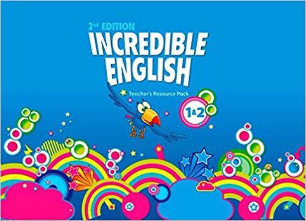 INCREDIBLE ENGLISH  2nd ED 1-2 Teacher's Resource Pack