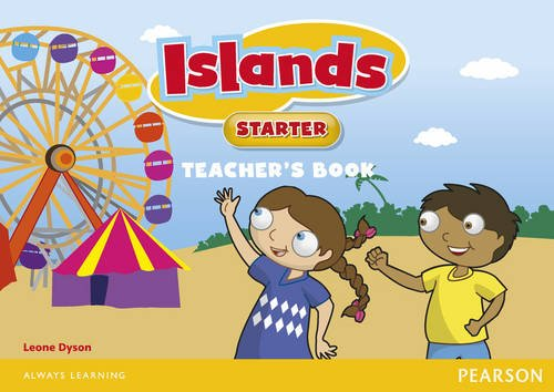 ISLANDS Starter Teacher's Book + Pin Code