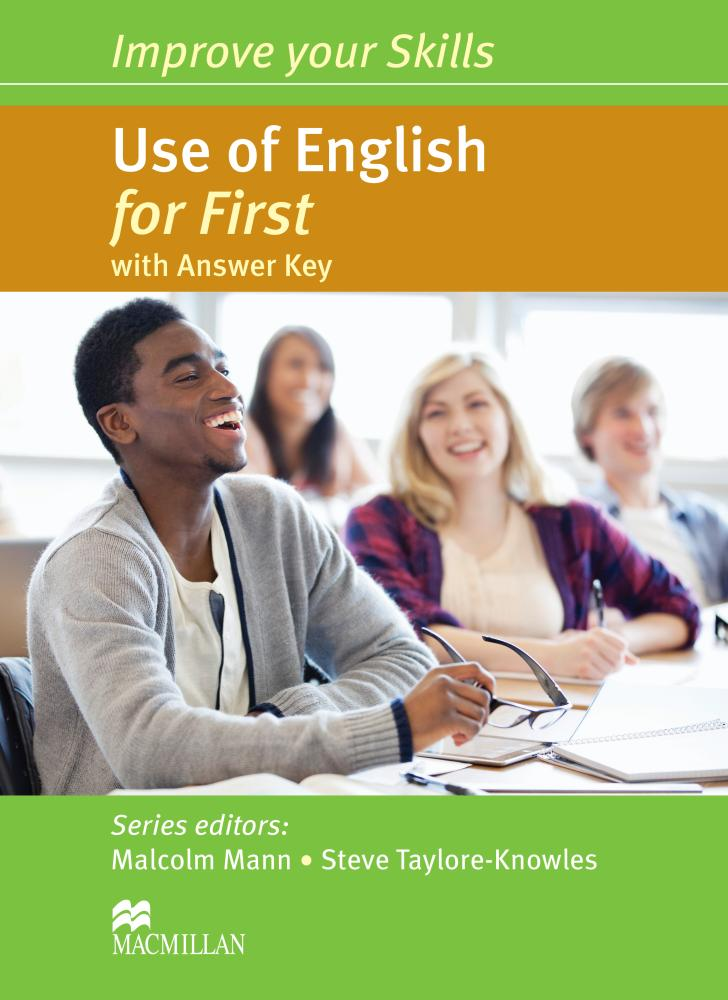Improve Your Skills for First Use of English Student's Book with answers