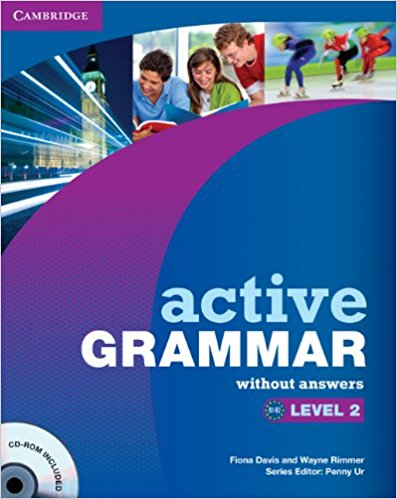 ACTIVE GRAMMAR 2 Book without Answers + CD-ROM