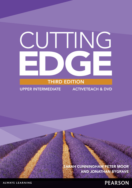 CUTTING EDGE UPPER-INTERMEDIATE 3rd ED Active Teach