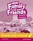FAMILY AND FRIENDS  START  2ED WB eBook $ *