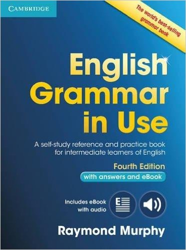 ENGLISH GRAMMAR IN USE 4th ED Book with Answers + Interactive eBook