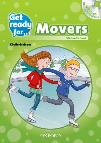 GET READY FOR MOVERS Student's Book + Multi-ROM