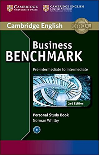 BUSINESS BENCHMARK PRE-INTERMEDIATE/INTERMEDIATE 2nd ED BULATS and Business Preliminary Personal Study Book