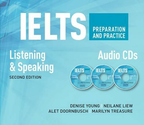 IELTS PREPARATION AND PRACTICE SPEAKING AND LISTENING 3rd ED Book + Audio CD