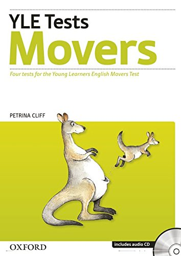 CAMBRIDGE YOUNG LEARNERS TEST MOVERS Teacher's Book + Audio CD