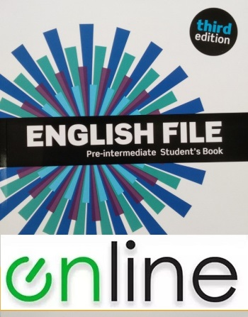 ENGLISH FILE PRE-INT NEW    OnLine SKILLS PRACT WB $ *