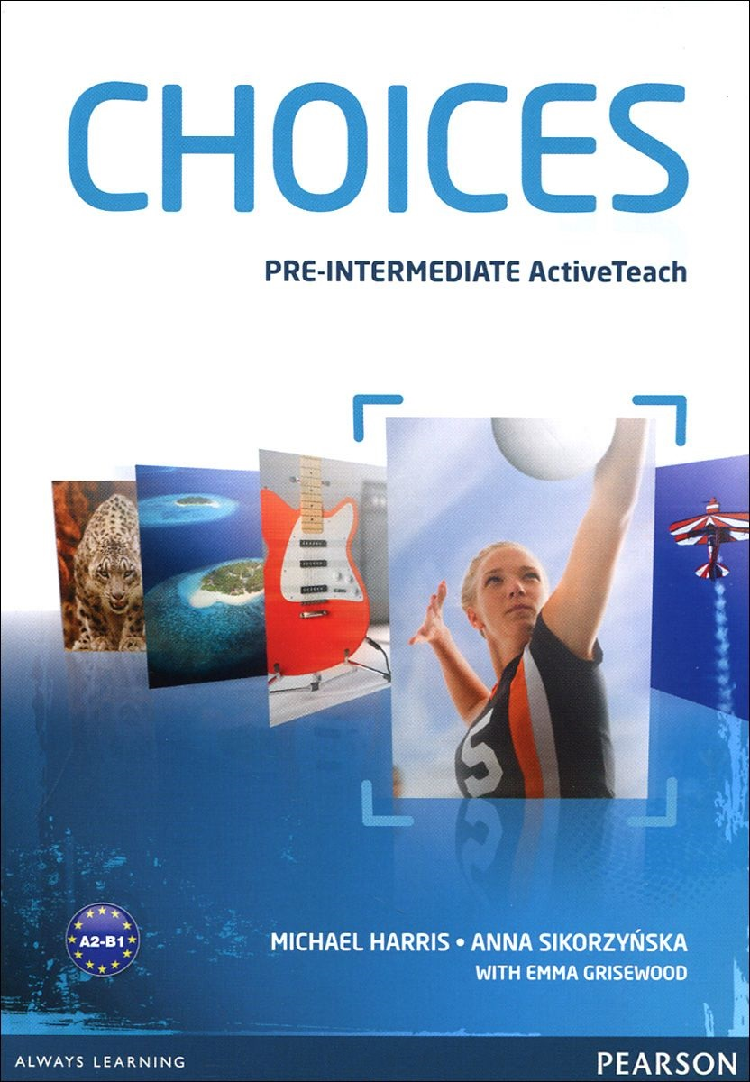 CHOICES Russia Pre-Intermediate Active Teach