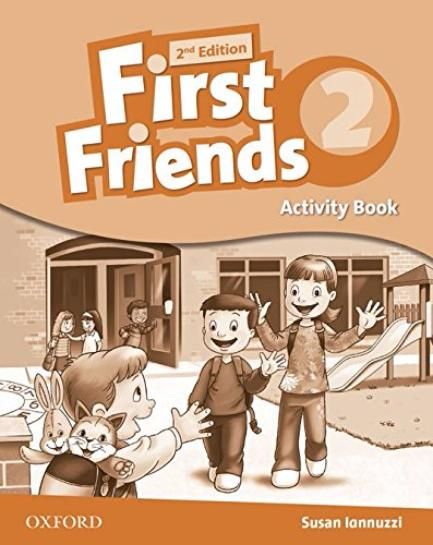 FIRST FRIENDS 2  2nd ED Activity book