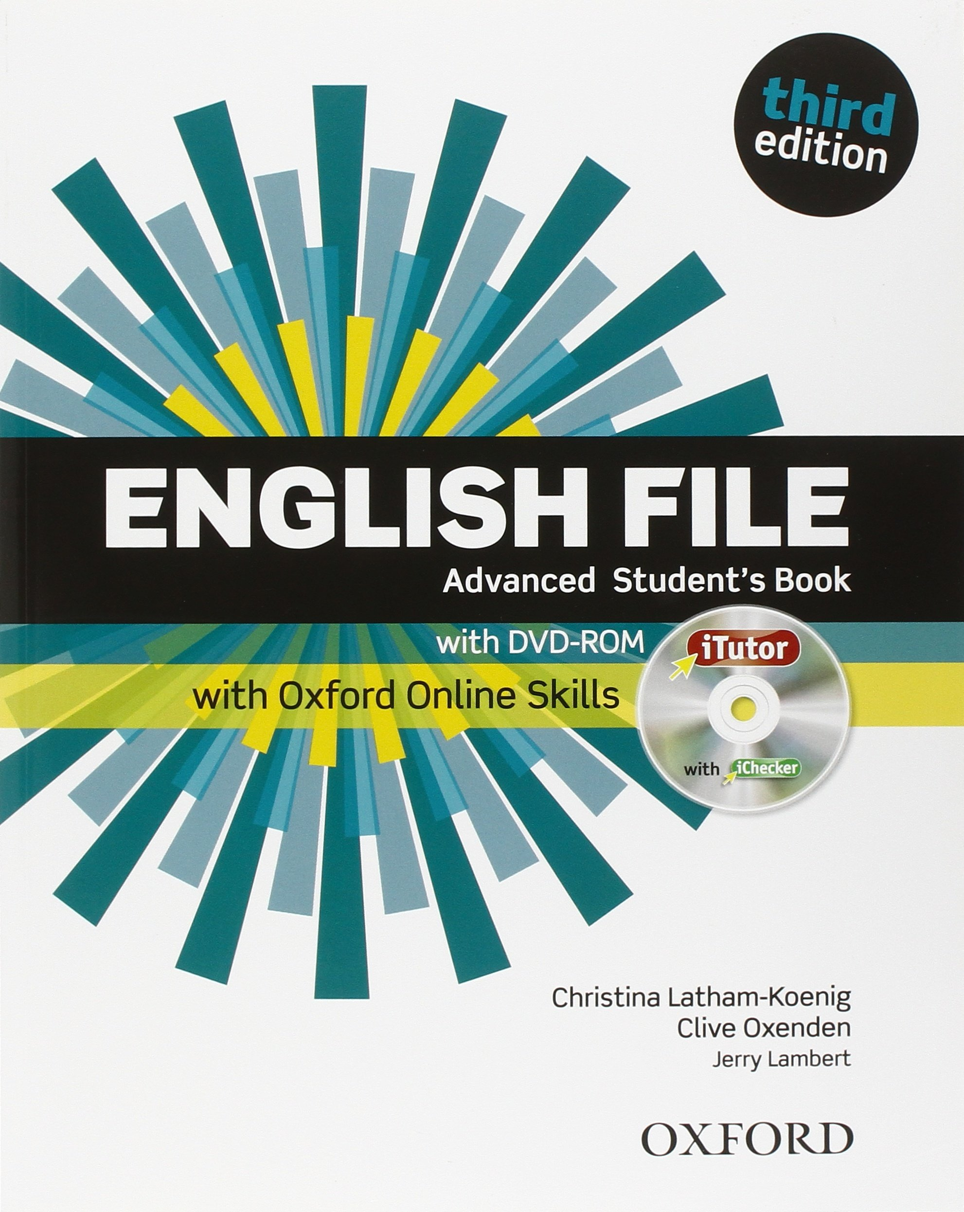 ENGLISH FILE ADVANCED 3rd ED Student's Book with iTutor and Online Skills Pack