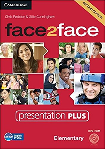 FACE 2 FACE ELEMENTARY  2nd ED Presentation Plus DVD-R