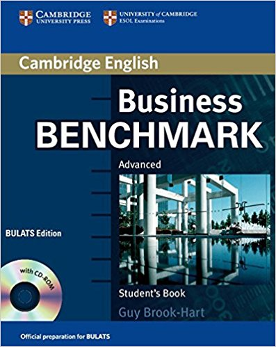 BUSINESS BENCHMARK ADVANCED BULATS Student's Book + CD-ROM