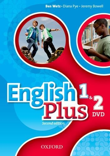ENGLISH PLUS 1&2 2ED DVD