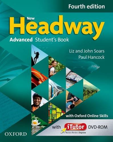 NEW HEADWAY ADVANCED 4th ED Student's Book with iTutor and Online Skills Pack