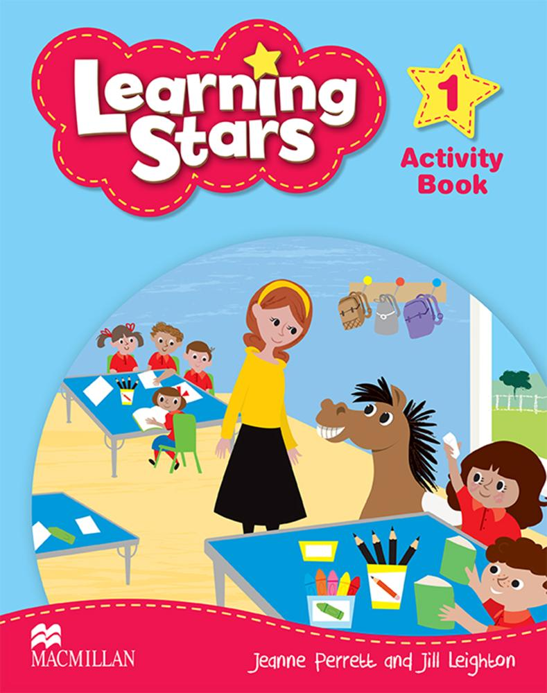 LEARNING STARS 1 Activity Book