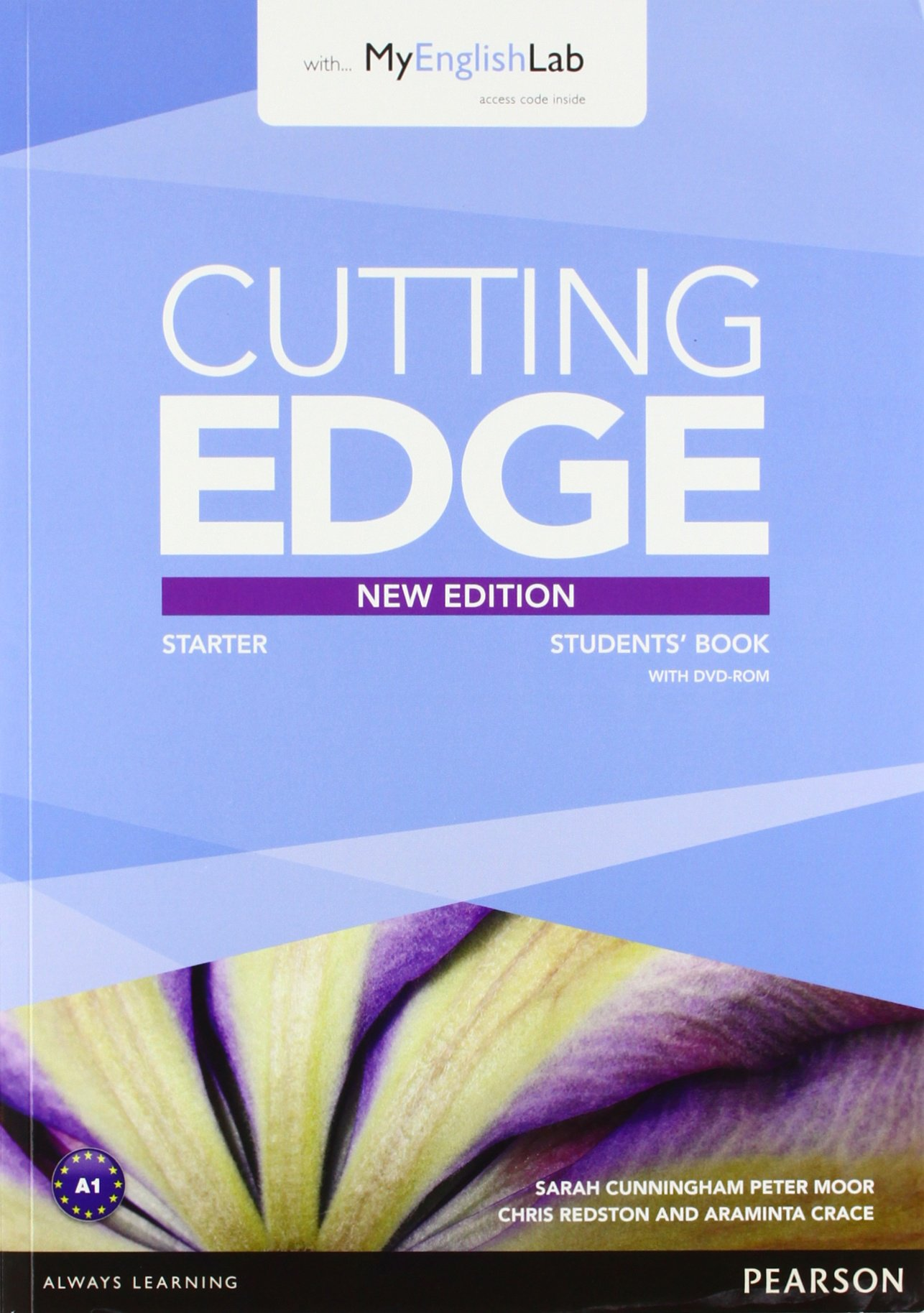 CUTTING EDGE STARTER 3rd ED Student's Book  +DVD +MyLab