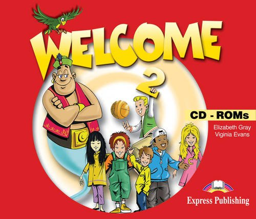 WELCOME 2 CD-ROM (x4)