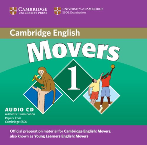 CAMBRIDGE YOUNG LEARNERS ENGLISH TESTS 2nd ED Movers 1 Class Audio CD