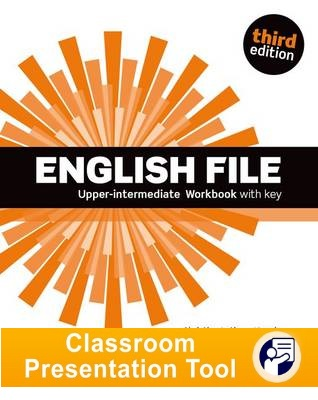 ENGLISH FILE 3E UP-INT WB CPT CODE GEN
