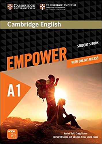 CAMBRIDGE ENGLISH EMPOWER STARTER Student's Book+Online Workbook