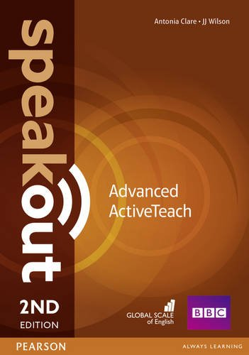 SPEAKOUT ADVANCED 2nd ED Active Teach