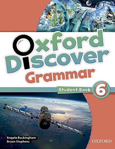 OXFORD DISCOVER 6 Grammar Student's Book