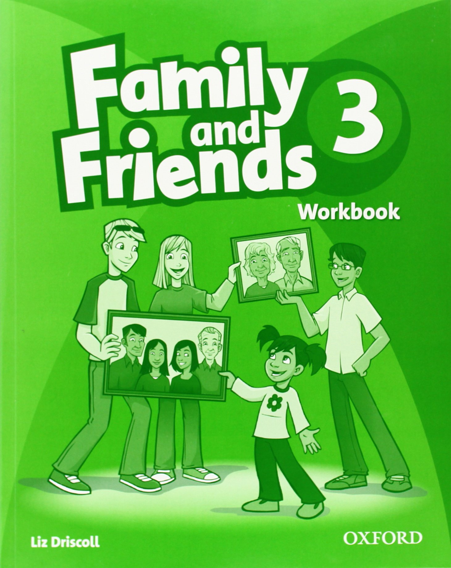 FAMILY & FRIENDS 3 Workbook