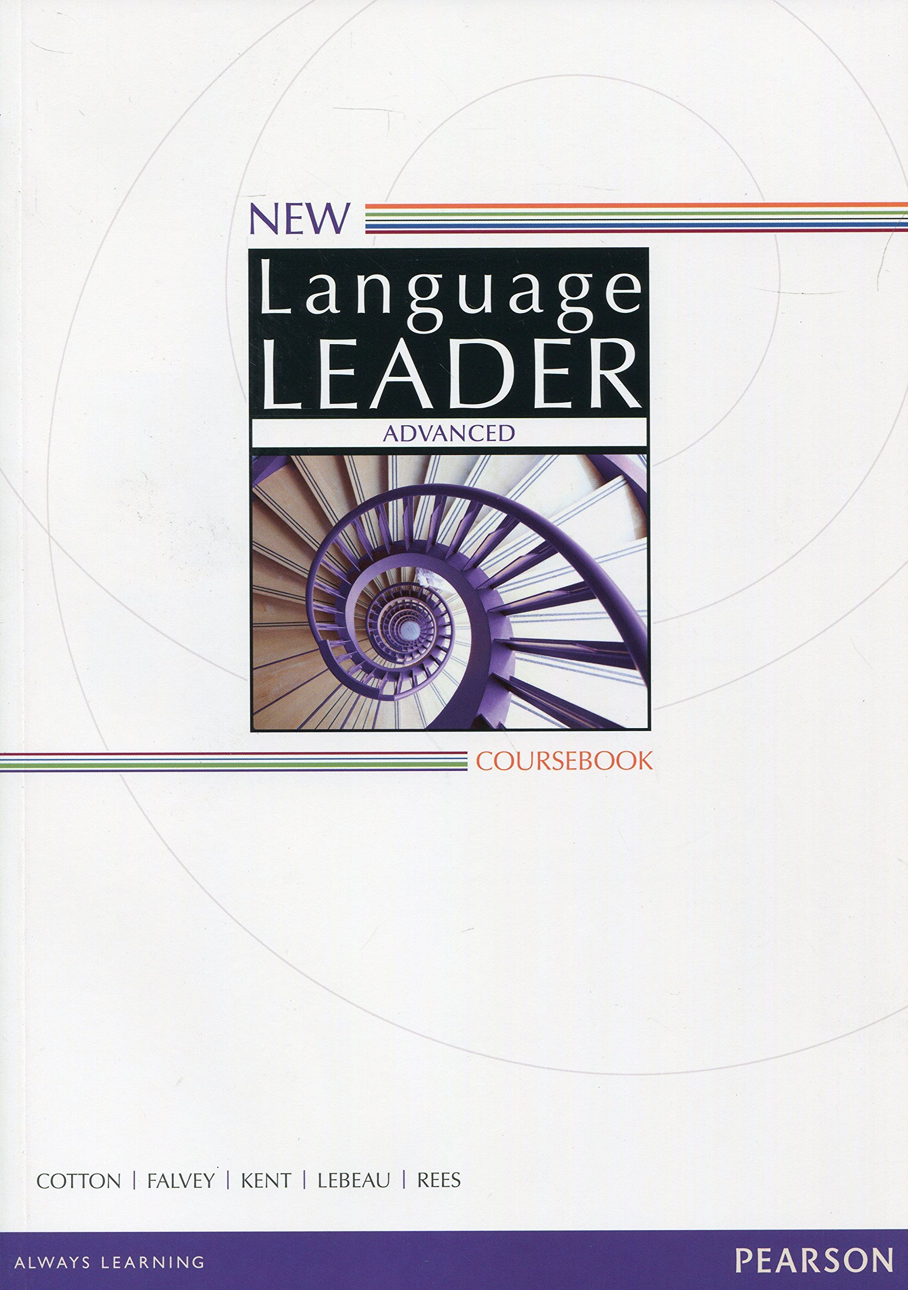 NEW LANGUAGE LEADER ADVANCED  Student's  Book